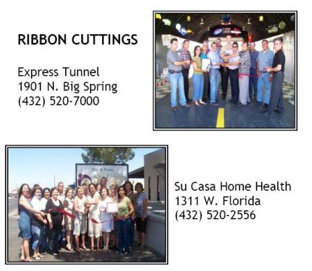 Ribboncuttings